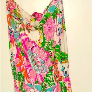 Lilly Pulitzer for Target Size XL Maxi Dress EUC